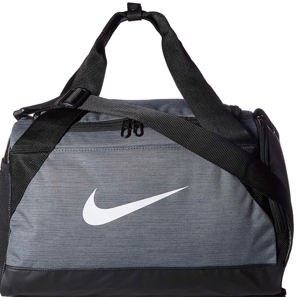Nike Brasilia 8 X-Small Duffel Bag - Grey 2a75deab3633c
